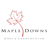 Maple Downs Golf and Country Club Logo