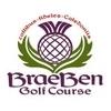 BraeBen Golf Course - Championship Logo