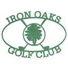 Iron Oaks Golf Course Logo