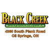 Black Creek Golf Course Logo