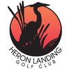 Heron Landing Golf Club Logo