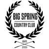Big Spring Country Club - Private Logo