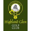 Highland Glen Golf Club Logo