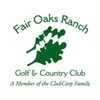 Fair Oaks Ranch Golf & Country Club - Blackjack Course Logo