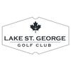 Lake St. George Golf Club - West Logo