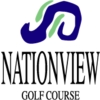 NationView Golf Course Logo