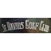 St. Davids Golf Club Logo