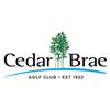 Cedar Brae Golf and Country Club Logo