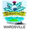 Highland Hills Golf Course Logo