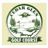 Cedar Glen Golf Course Logo
