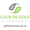 Club de Golf Acton-Vale - Renne/Boise Logo
