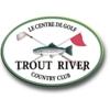 Club de Golf Trout River Logo