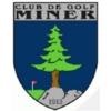 Club de Golf Miner Logo