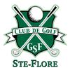 Club de Golf Ste-Flore Logo