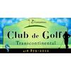 Club de Golf Transcontinental Logo