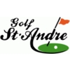 Golf St-Andre - Blanc Logo