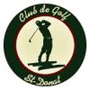 Club de Golf St-Donat Logo