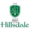 Golf Hillsdale - Woodside Logo