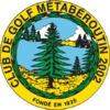 Club de Golf Metaberoutin Logo
