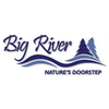 Big River Golf Course Logo