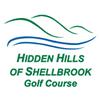 Hidden Hills of Shellbrook Golf Course Logo