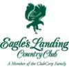 Eagle's Landing Country Club - Hill Nine Logo