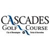 Cascades Golf Course - Ridge Nine Logo