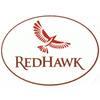 RedHawk Golf Course Logo