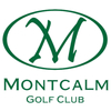 Montcalm Golf Club Logo