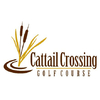 Cattail Crossing Golf Course - Blue Logo