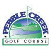 Pebble Creek Municipal Golf Course Logo