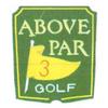 Above Par Golf Course Logo