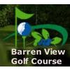Barren View Golf Course Logo