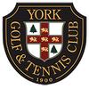 York Golf & Tennis Club Logo