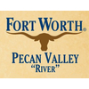 River at Pecan Valley Municipal Golf Course - Public Logo