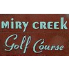 Miry Creek Golf Course Logo