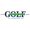 Centre de Golf Lanaudiere - Blue Logo