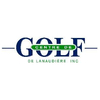 Centre de Golf Lanaudiere - Red Logo