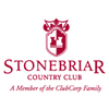Stonebriar Country Club - Country Club Course Logo