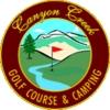 Canyon Creek Golf and Camping Logo