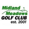 Midland Meadows Golf Course Logo