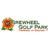 Old at Firewheel Golf Park - Public Logo