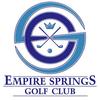 Empire Springs Golf Club Logo