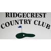 Ridgecrest Country Club Logo