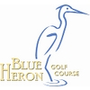 Blue Heron Golf Course Logo