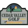 Cedar Valley Golf Course - The Badlands Logo