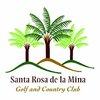 Santa Rosa de la Mina Country Club Logo