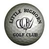 Little Bighorn Golf Club Logo