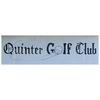 Quinter Golf Club Logo
