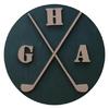 Hallettsville Municipal Golf Course - Public Logo